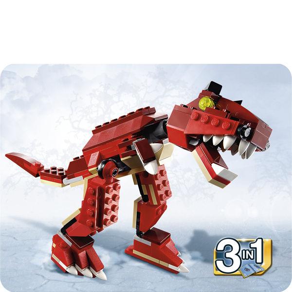LEGO Creator Prehistoric Hunters 3 In 1 6914 Toys