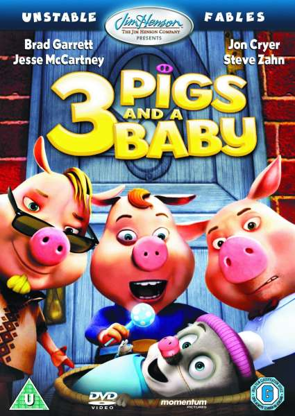 Unstable Fables 3 Pigs And A Baby