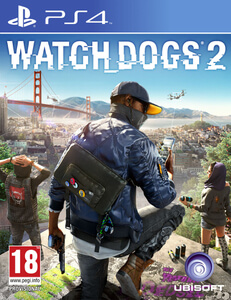 Watch Dogs 2 PS4   Zavvi