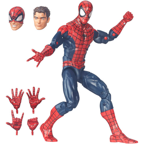 Marvel Legends Spider Man 12 Inch Action Figure Toys Zavvi