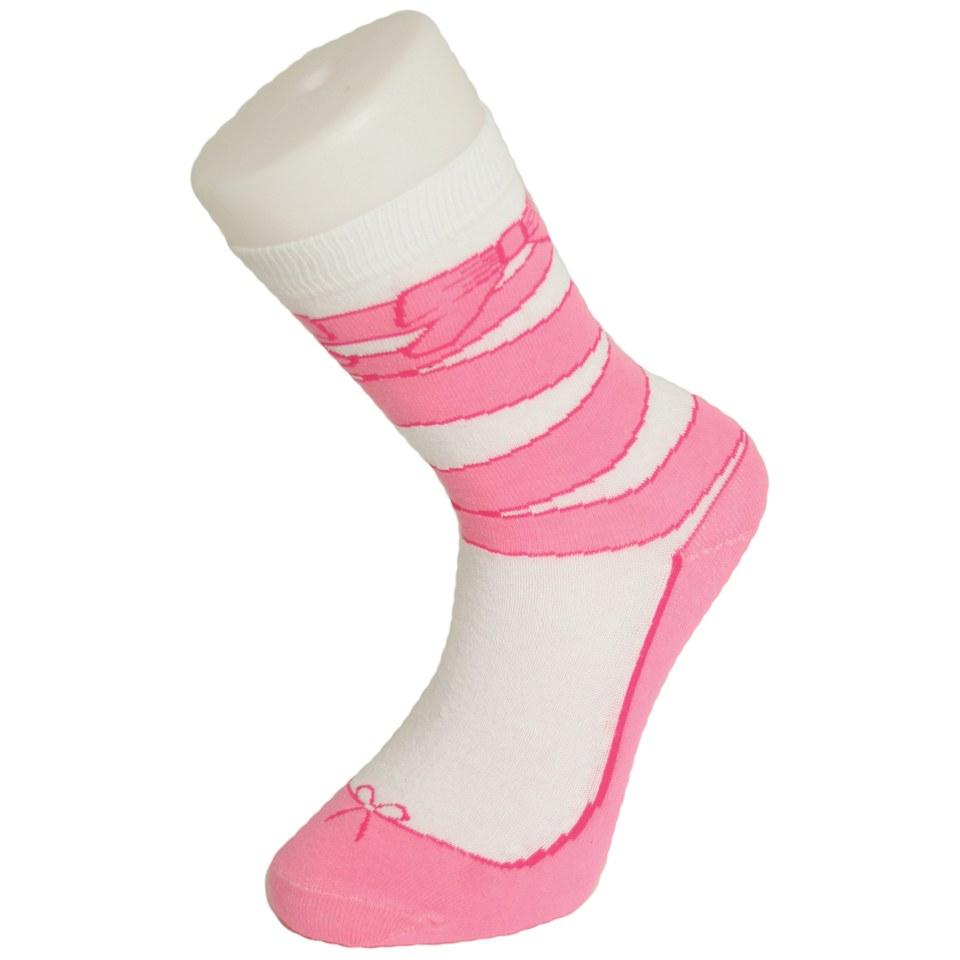 Silly Socks Ballet Shoe IWOOT