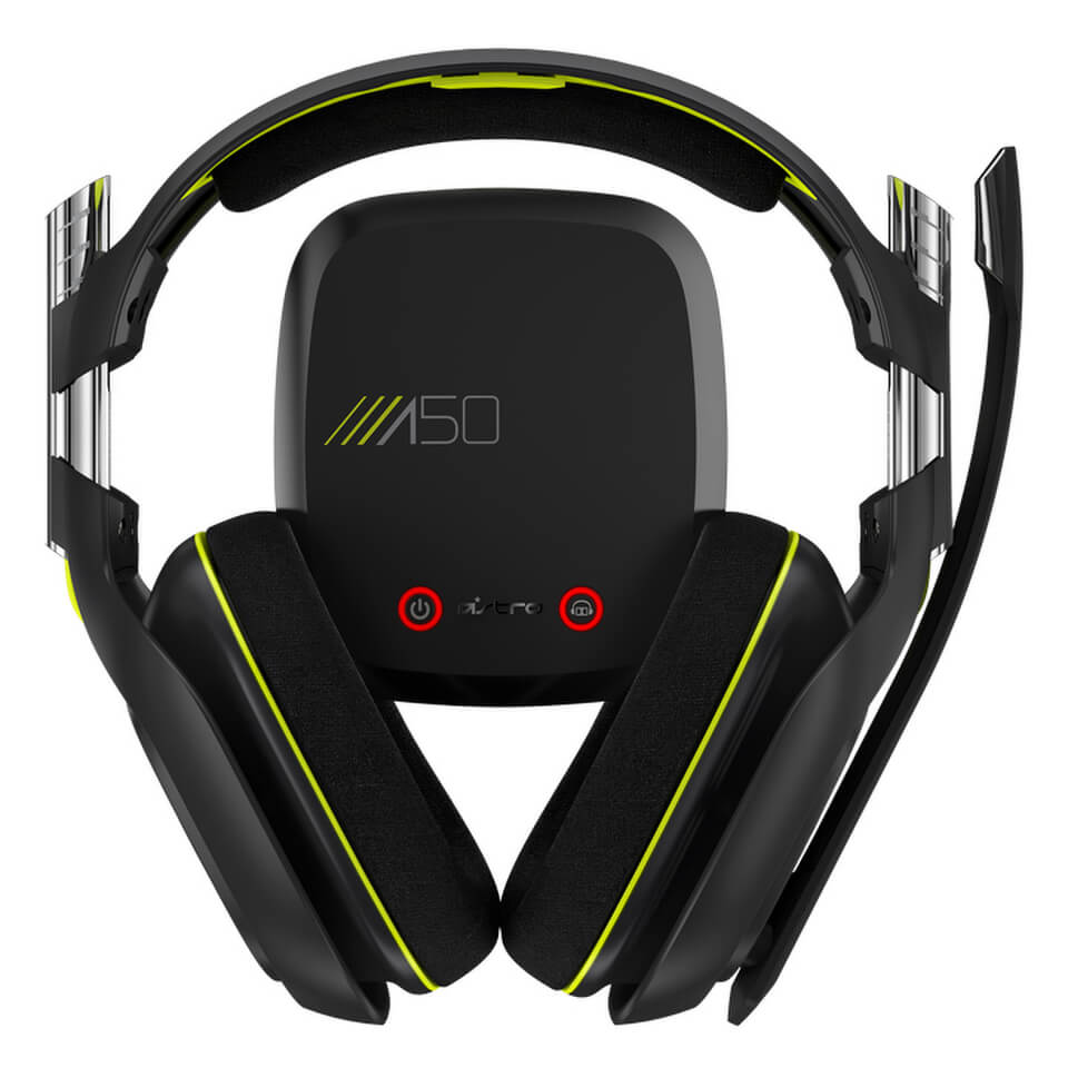 ASTRO A50 Wireless Headset Bundle Black Xbox OnePC