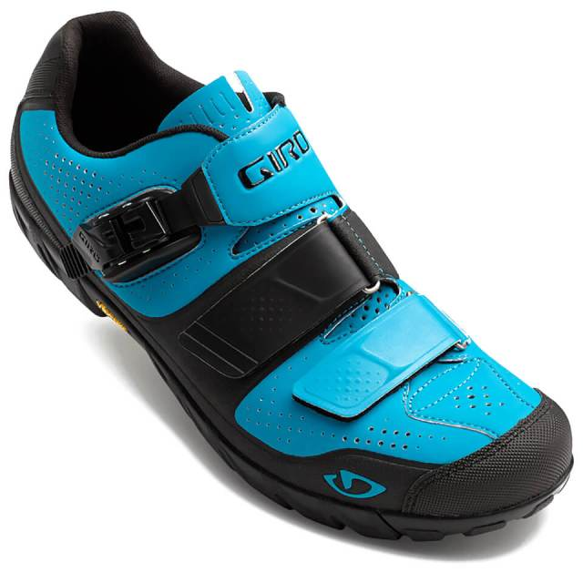 Giro Terraduro MTB Cycling Shoes - Blue Jewel/Black ...
