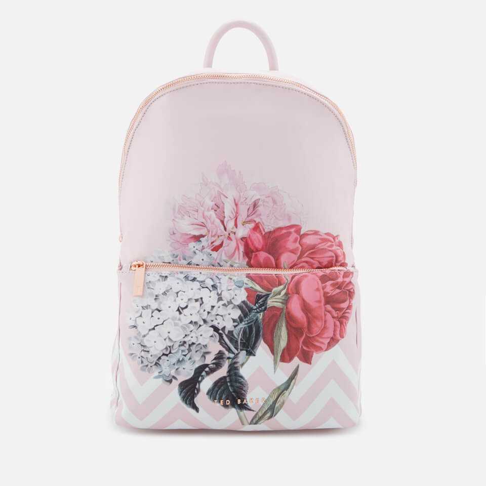 Ted Baker Womens Emise Palace Gardens Nylon Backpack