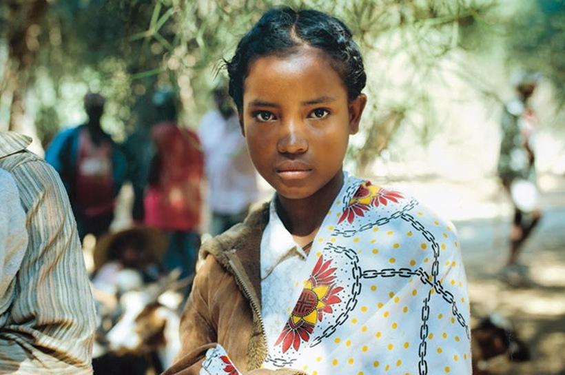 Первыми жителями Мадагаскара были переселенцы из Индонезии