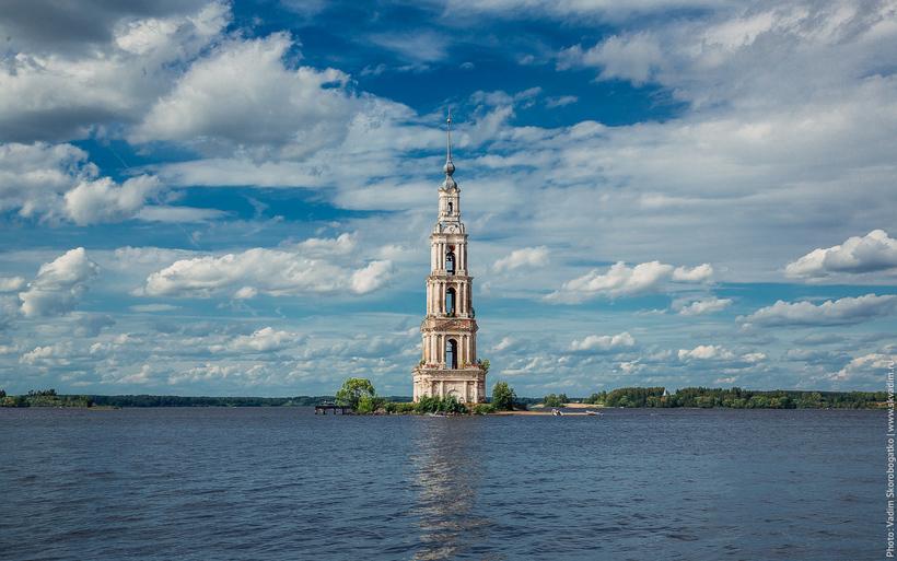 Русская Атлантида: зачем затопили древний город в самом сердце России