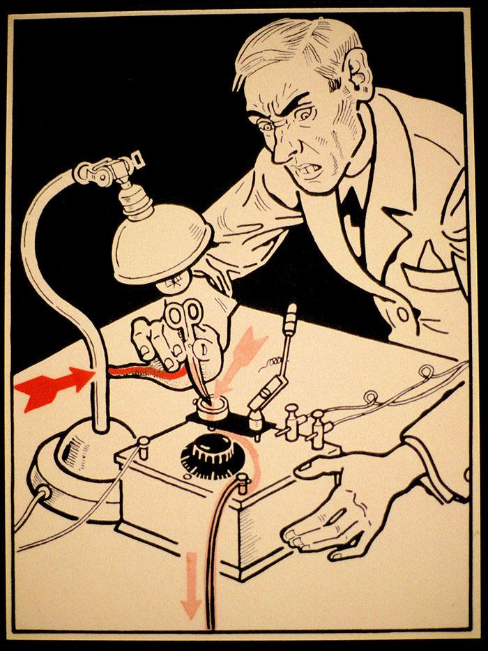 30 способов умереть от электричества согласно странной немецкой книге 1931 года