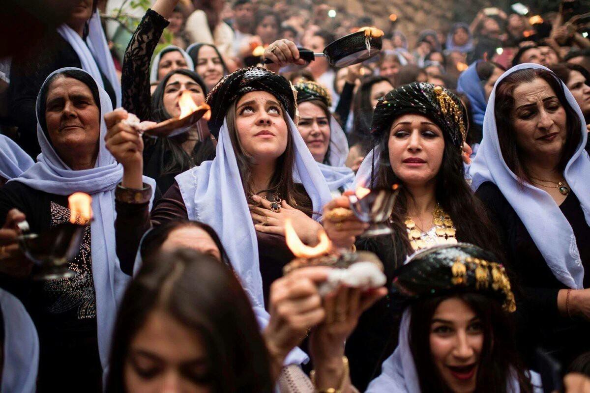 Езиды - происхождение народа, где и как живут, фото