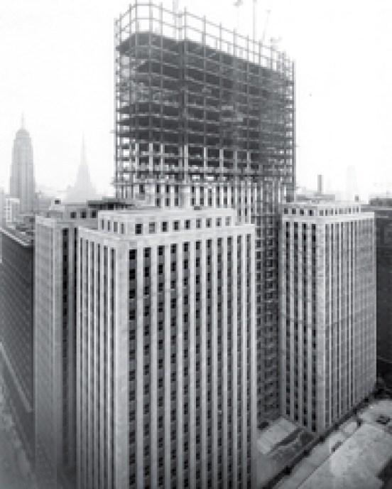 Каким был первый в мире небоскреб