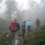 Subida al Monte Alcola ( Cofrentes )