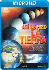 Así se hizo la Tierra (2009)[13/13][Temporada 1][HDTV 1080p]