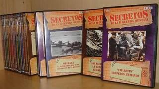 Los Secretos de la II Guerra Mundial de la BBC (1988-2005) [15 DVDRip]