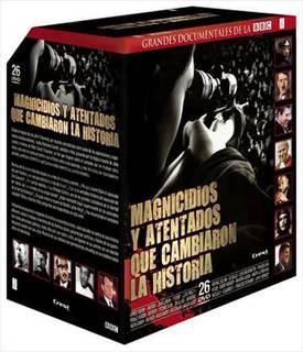 Magnicidios y atentados que cambiaron la historia [BBC] (2007) [26 DVDRip]