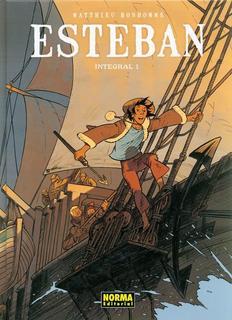Esteban – Matthieu Bonhomme – 1-2 – 2014