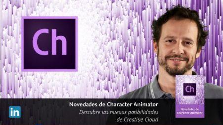 Video2Brain: Curso Novedades de Character Animator CC 2017 (2017)