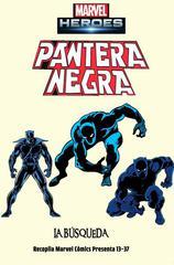 Pantera Negra: La Búsqueda – Marvel Heroes [CBR]