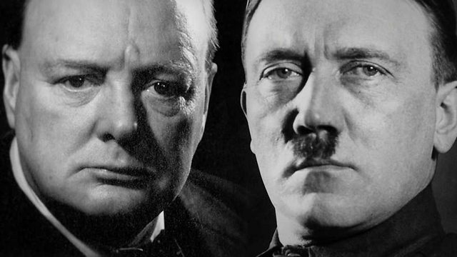 Hitler contra Churchill: el combate del águila y el león [2017]