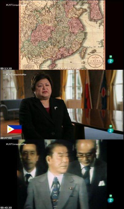 El mar de China: la guerra de los archipiélagos (2017)