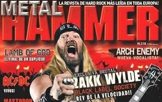 Revista Metal Hammer 52013-72014 [15 Revistas]