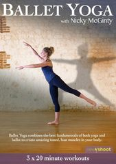 Nicky McGinty: Ballet Yoga [DVDrip]