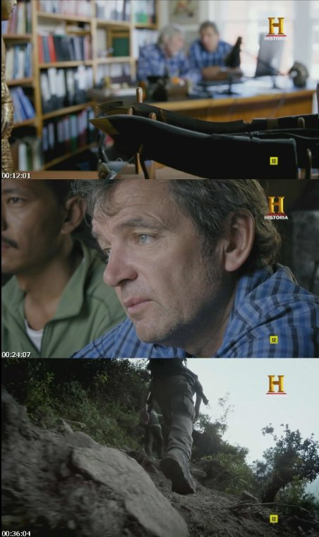 Canal Historia: Yeti, la leyenda [HD1080p]