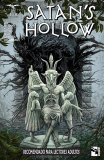 Satan's Hollow [1-3] (2016) – Joe Brusha y Allan Otero
