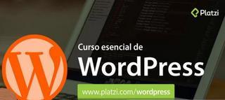 Platzi: Curso Esencial de WordPress +15 Videos