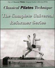 Pilates Tecnicas Clasicas – Serie Completa Reformador Universal [2 DVD5]
