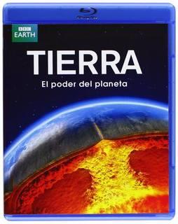 BBC EARTH: Tierra: El Poder del Planeta (2012) [5/5] [BDRip 1080p]