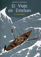 El viaje de Esteban – M. Bonhomme [Milan – Completo] [CBR]