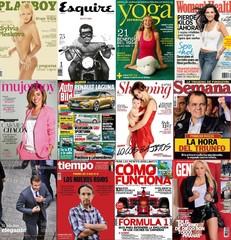 Pack de Revistas [12 Revistas] [PDF] [Español]