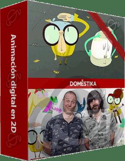 Domestika: Curso Animación digital en 2D (2016)