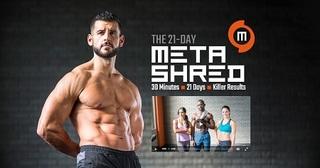 Men's Health – The 21-Day MetaShred (entrenamiento completo) [Ejercicios]