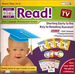 Su bebé puede leer [Enseña Lectura a Tu Bebe] – Disco 1