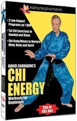 David Carradine: Entrenamientos Chi Energía para principiantes [DVDrip]
