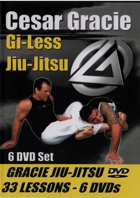 Cesar Gracie: Gi-Less instrumental [6 DVDRip]