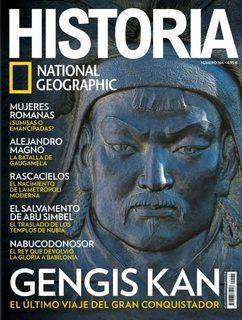 Historia National Geographic España – Agosto 2017