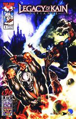 Legacy of Kain – Soul Reaver & Defiance [Top Cow 1999] [Completo] [CBR]