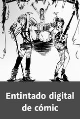 Video2Brain: Entintado digital de cómic (2014)