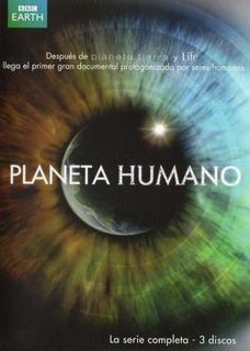 BBC: Planeta Humano (2011) [8/8] [DVDRemux]
