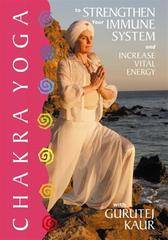Chakra Yoga: Fortalecer su sistema inmunológico y aumentar la energía vital [DVDrip]