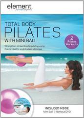 Lisa Hubbard: Pilates de Cuerpo Total con Mini Balon [DVDrip]