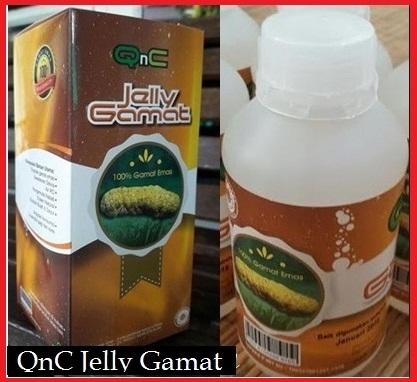 Agen QnC Jelly Gamat Manado