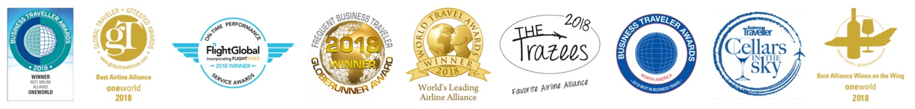 oneworld awards