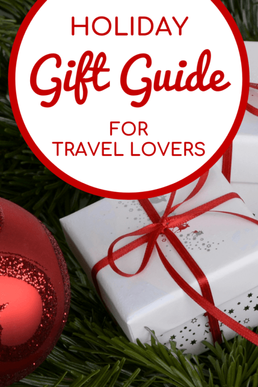 Holiday gift guide for travelers