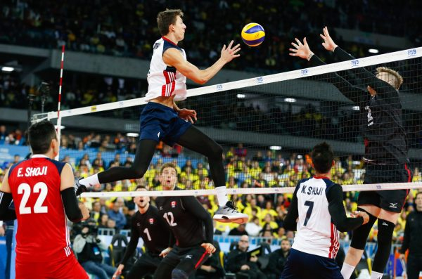 FIVB, NCAA Vote to Raise Nets for Men's Volleyball Worldwide