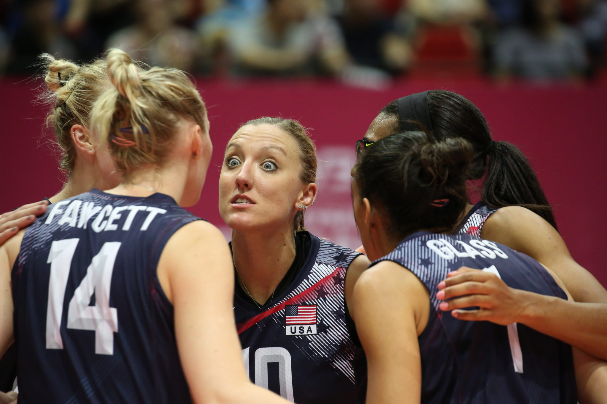 USA Volleyball Announces Womens Roster For 2018 Nations