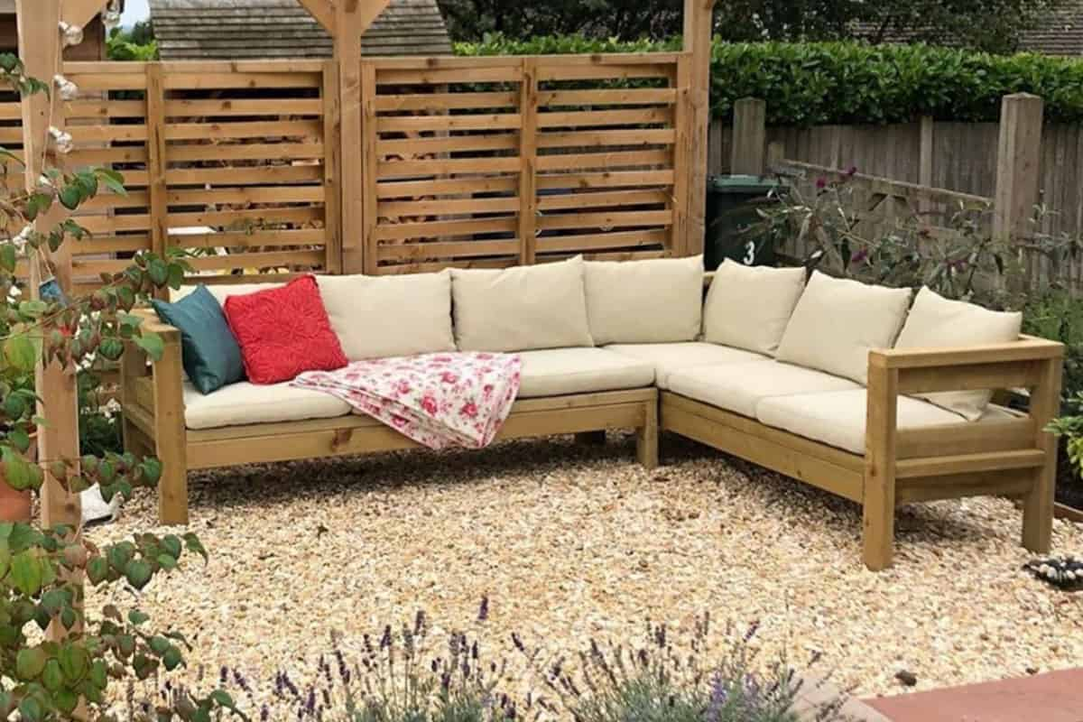 ana white s diy outdoor sectional