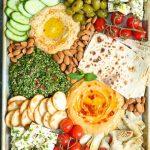 The Perfect Easy Mezze Platter Damn Delicious