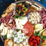 Antipasto Appetizer Cheese Board Damn Delicious